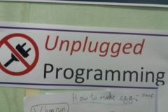 Unplugged Programming